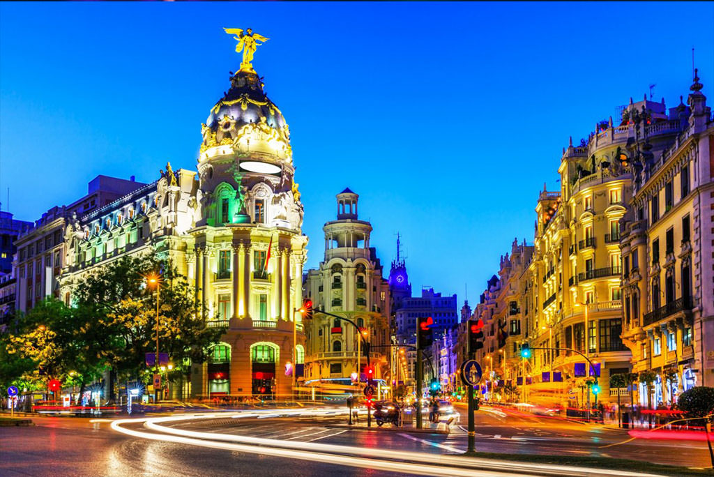 Pantallas Led Madrid